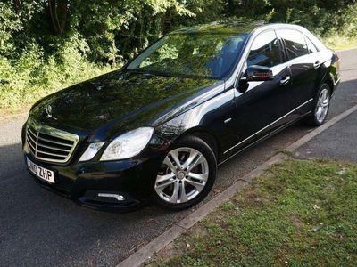 used Mercedes E350 E Class 3.0CDI Avantgarde Auto 4dr