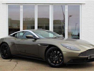 used Aston Martin DB11 4.0 V8 Auto 2dr