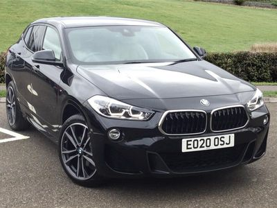 used BMW X2 sDrive18d M Sport