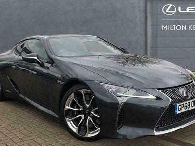 used Lexus LC 500 3.5 Sport+ 2dr Auto