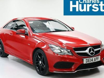 used Mercedes E250 E CLASS DIESEL COUPECDI AMG Sport 2dr 7G-Tronic