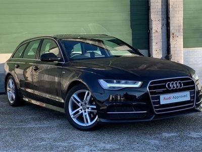 used Audi A6 2.0 Tdi Quattro S Line 5Dr S Tronic estate 2018