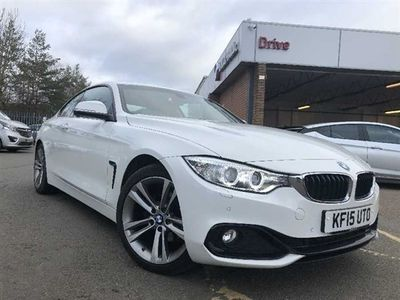 used BMW 420 4 Series i Sport 2dr [Business Media] Coupe