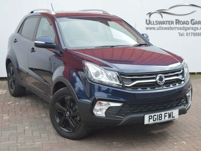 used Ssangyong Korando 2.2D LE 5dr