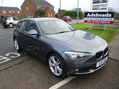 used BMW 120 1 Series d SE 5dr