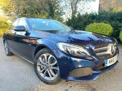 used Mercedes C350e C Class 2.06.4kWh Sport (Premium Plus) G-Tronic+ (s/s) 4dr
