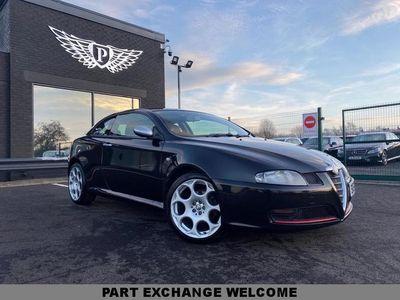 used Alfa Romeo GT 2.0 JTS BLACKLINE 3d 165 BHP GREAT CAR BARGAIN