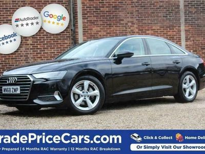 used Audi A6 2.0 TDI SPORT 4d 202 BHP FREE DELIVERY WITHIN 100 diesel saloon