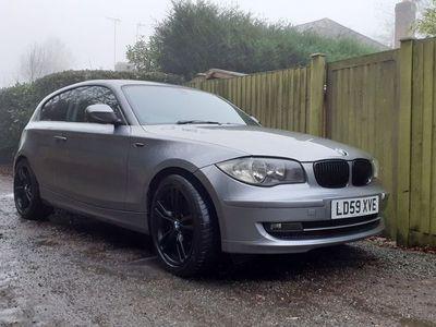 used BMW 120 1 Series 2.0 i SE 3dr