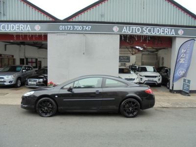 used Peugeot 407 Coupe GT