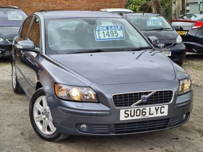 used Volvo S40 S 2 2.0 4dr