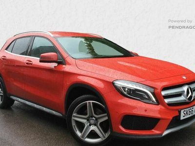 used Mercedes GLA250 4Matic AMG Line 5dr Auto [Premium] 2.0