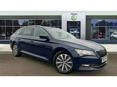 used Skoda Superb 1.6 TDI Greenline SE Technology (s/s) 5dr