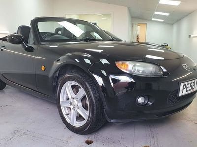 used Mazda MX5 1.8 2dr