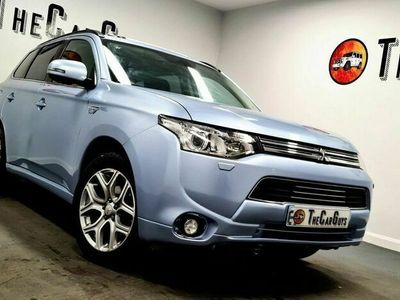 used Mitsubishi Outlander 0.0 PHEV GX 4HS 5d 162 BHP 0% DEPOSIT FINANCE AVAILABLE!