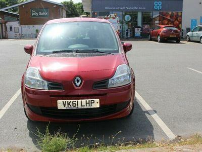 used Renault Modus 1.2 16v (75bhp) Expression Hatchback 5d 1149cc