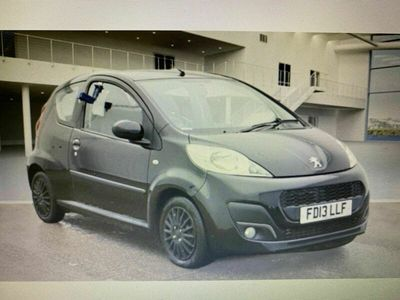 used Peugeot 107 1.0 12v Active 3dr