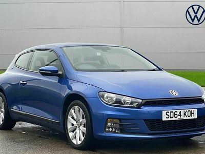used VW Scirocco COUPE 1.4 TSI BlueMotion Tech 3dr