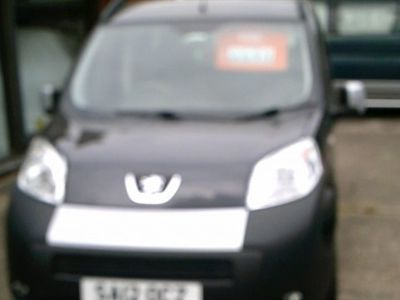 used Peugeot Bipper Tepee 1.2 HDI TEPEE OUTDOOR 5DR SEMI AUTOMATIC