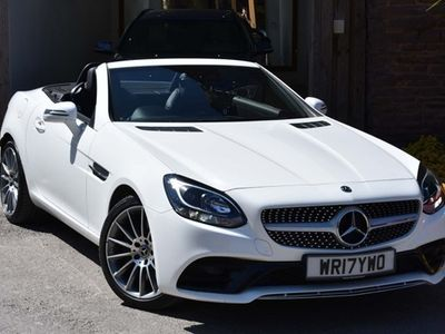 used Mercedes 180 SLC-Class Convertible SLCAMG Line 2d