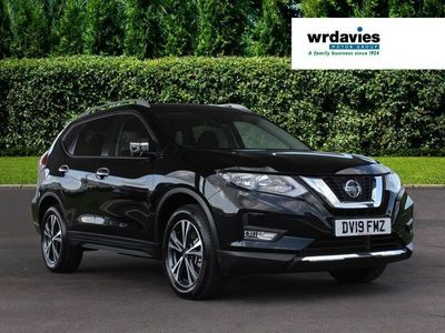 used Nissan X-Trail DCI N-CONNECTA diesel station wagon