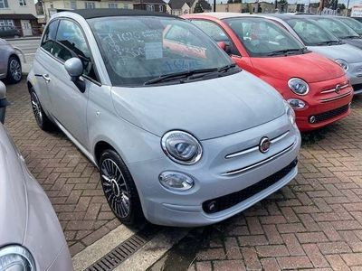 used Fiat 500C 1.0 MHEV Launch Edition (s/s) 2dr