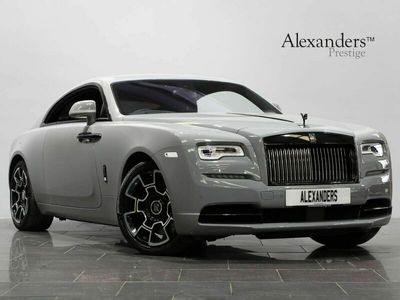 used Rolls Royce Wraith Coupe Coupe 2d Auto