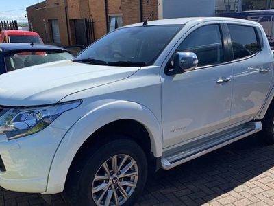 used Mitsubishi L200 Diesel Double Cab DI-D 178 Warrior 4WD 2.5 4dr