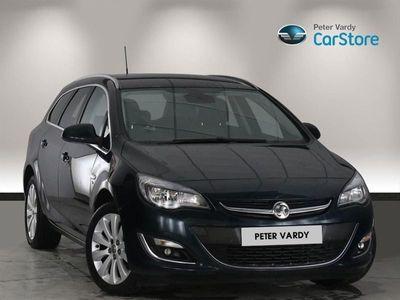 used Vauxhall Astra 1.6i 16V Elite 5dr 2016