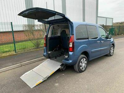 used Citroën Berlingo 1.6 BlueHDi Feel Edition Multispace ETG6 (s/s) 5dr