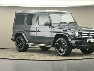 used Mercedes G350 G CLASS5dr Tip Auto