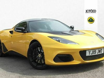 used Lotus Evora 3.5 V6 Gt410 Sport 2Dr