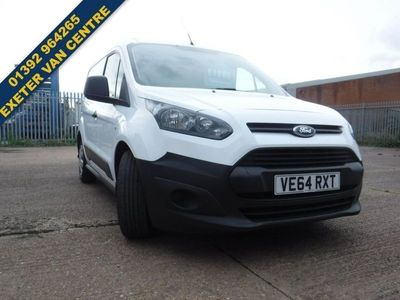 used Ford Transit Connect 1.6 200 P/V 74 BHP 5dr