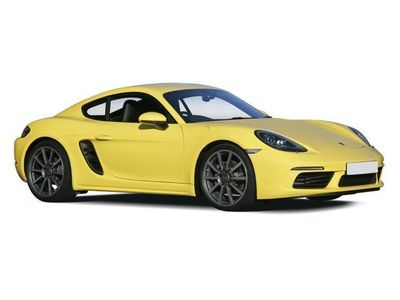 used Porsche Cayman 4.0 GT4 2dr coupe