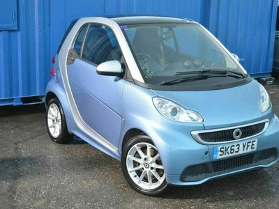 used Smart ForTwo Coupé 1.0 Passion (71bhp)