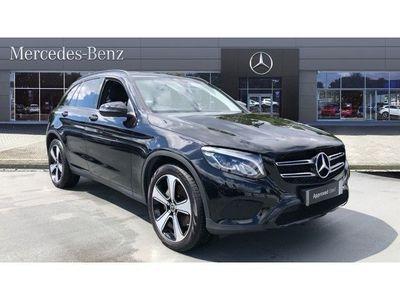 used Mercedes 220 GLC4Matic Urban Edition 5dr 9G-Tronic Diesel Estate 2.2
