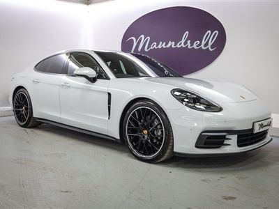used Porsche Panamera 4 PDK 3.0 4dr
