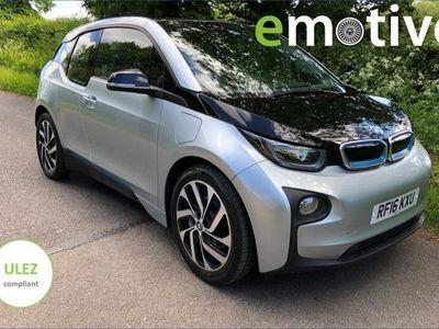 used BMW i3 E Loft eDrive 5dr Range Extender