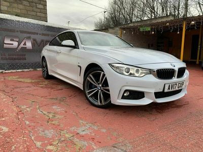 used BMW 420 Gran Coupé 4 Series Gran Coupe 2.0 d M Sport Auto xDrive (s/s) 5dr