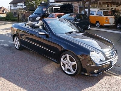 used Mercedes CLK280 Sport 2dr Tip Auto, 2007 ( )