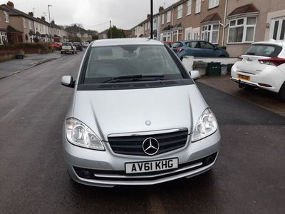 used Mercedes A160 A Class 1.5Classic SE CVT 5dr
