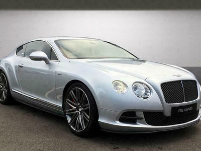 used Bentley Continental GT 6.0 W12 Speed 2dr Auto Coupe 2016