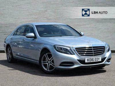 used Mercedes S350 S ClassL SE Line 4dr 9G-Tronic [Executive] Saloon diesel saloon