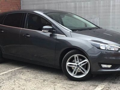 used Ford Focus 1.0 Ecoboost 125 Zetec Edition 5Dr