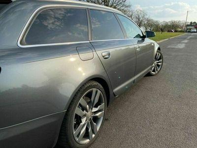used Audi S6 Avant 5.2 quattro 5dr