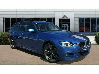 used BMW 320 3 Series d xDrive M Sport 5dr