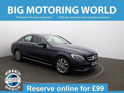 used Mercedes C250 C ClassD SPORT PREMIUM for sale | Big Motoring World