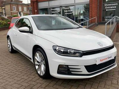 used VW Scirocco 2.0 TDI GT 150PS 3Dr Coupe