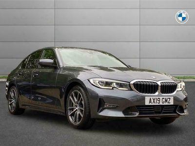 used BMW 330 i Sport Saloon