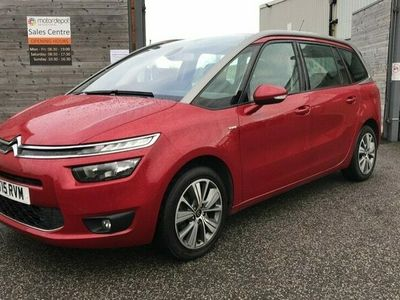 used Citroën Grand C4 Picasso 1.6 BlueHDi Exclusive 5dr